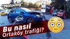 Bu nasıl Ortaköy trafiği? - Motovlog