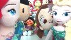Frozen Elsa ve Disney Ariel dertleşiyor. Yalnız olan Elsa'nın Pepee, Şila ve Niloya arkadaşı oluyor
