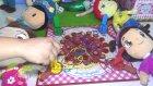 Pepee ve Niloya Avanti Spaghetti oyunu oynuyor. RGG Ayas ve Leli de Pepee ile makarna oyunu oynuyor