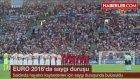Polonya-Portekiz Maçı Öncesi İstanbul İçin Saygı Duruşunda Bulunuldu