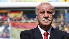 Vicente Del Bosque Emekliliğe Ayrılıyor!