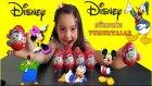 12 Tane Disney Sürpriz Yumurta Açıyor Melike | Disney Surprise Eggs
