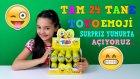 24 Tane Toto Emoji Sürpriz Yumurta Açma Yeni Toto Emoji Sürpriz Yumurtaları Kapışmayı Kaçırma :)
