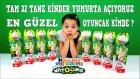 32 Tane Kinder Sürpriz Natoons Özel Hayvanlar Serisi Yumurta Açıyoruz En GÜzel Oyuncak Yarışması?