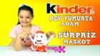 Büyük Kinder Sürpriz Yumurta Adam Açıyoruz Orginal Kinder Golfcü Sürpriz Yumurta | Kinder Man