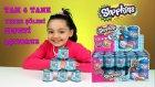 Cicibiciler Yemek Şöleni Sepeti Açıyoruz | 6 Tane Shopkins Cicibiciler Oyuncakları Özel Sepetleri
