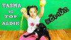 Günlük Vlog # 11 Köpeğimiz Kömüre Aldığımız Hediyelerimizi Veriyoruz :)