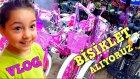 Günlük Vlog # 14 Bisiklet Alıyoruz Ve Kömürle Beraber Parka Gidiyoruz (Bölüm 1 Bisiklet Alma)