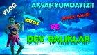 Günlük Vlog # 16 İstanbul Akvaryuma Geldik Dev Balıklar İlginç Deniz Canlıları Ve Müze Turu 1.Bölüm