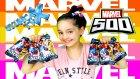Hasbro Marvel 500 Sürpriz Paketleri Açıyoruz | Marvel 500 Oyuncakları Thor Hulk Kaptan Amerika Vs?