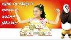 Kinder Sürpriz Yumurta Açma Ve En Çok Kung Fu Panda 3 Filmi Oyuncağı Bulma Yarışması  - Challenge