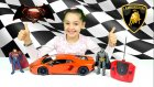 Kocaman Kumandalı Oyuncak Araba | Lamborgini Aventador Büyük Oyuncak Araba Tanıtımı