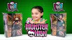 Monster High Boo York Bebekleri Açıyoruz Luna Mothews Ve Nefera De Nile