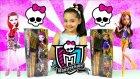 Monster High  Boo York Bebekleri Açıyoruz Operetta Ve Clawdeen Wolf Tanıtım