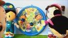 Niloya, Pepee Dart Oyunu Oynuyor - Niloya İle Şila Dart Oynuyorlar