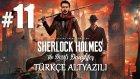 Ölüm Oyunu | Sherlock Holmes The Devil's Daughter Türkçe Altyazılı Bölüm 11