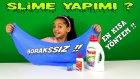 Slime Yapımı Borakssız Deterjan İle Dev Slime Nasıl Yapılır | Giant Slime