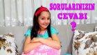 Soru Cevap Videosunun Cevapları? Sorularınızın Cevapları Bu Videoda!!