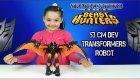 Transformers 53 CM Dev Robot Ejderha Ya Dönüşen Oyuncak | Transformers Prime Beast Hunters Predaking
