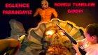 Vlog # Biz Yine Eğlence Parkındayız Full Aksiyon Ful Eğlence Ve Korku Tüneli