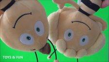 Arı Maya - Arı Maya Çizgifilm Peluş Oyuncak & Wılly Peluş Oyuncak Hikayesi Biene Maja