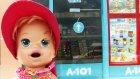 Baby Alive Maya A101 Market Alışverişi - Son İftara Hazırlık