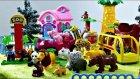 Harika oyuncaklar - Peppa Pig - Hayvanat bahçesini ziyaret ediyoruz