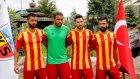 Kayserispor'da 4 Transfer Birden