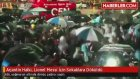 Arjantin Halkı, Lionel Messi İçin Sokaklara Döküldü