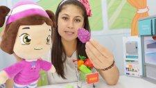 Ayşe ve Leli'yle meyve sebze isimleri ve renkleri öğreniyoruz