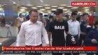 Fenerbahçe'nin Yeni Transferi Van der Wiel İstanbul'a geldi