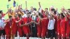 İşitme Engelliler Milli Futbol Takımı Dünya Şampiyonu