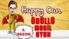 Ödüllü Mobil Oyun | Happy Can  2. Sezon Başladı !  - Oyun Portal