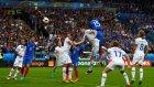 Paul Pogba'nın İzlanda'ya Attığı Şık Kafa Golü