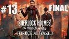 Şeytan Ve Kızı | Sherlock Holmes The Devil's Daughter Türkçe Altyazılı Bölüm 13