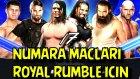 Siralama Maclari Royal Rumble Hazirlik | 17.bölüm | Ps 4 | Wwe 2k15 Türkçe