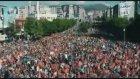 Türk Halk Müziği Sanatçısından Cumhurbaşkanı Erdoğan'a Şarkı
