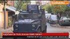 Kağıthane'de Polis Aracına Silahlı Saldırı!