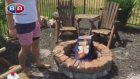 Oklahomalı Taraftar Kevin Durant'ın Formasını Yaktı