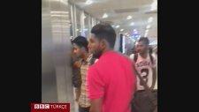 Saldırının Hemen Sonrası Atatürk Havalimanı İçinden Görüntüler
