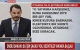 Yatırım Yapılmazsa İstanbul Elektirksiz Kalabilir  Berat Albayrak