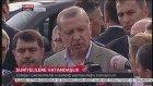 Cumhurbaşkanı Erdoğan Bayram Namazı Çıkışı Açıklama (5 Temmuz Salı 2016)