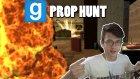 En İyi Saklanma Yerleri!! | Gmod Prop Hunt
