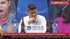 Fabricio Agosto Ramirez Gözyaşı Dökerek Beşiktaş'a Transferini Duyurdu