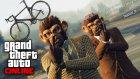 Gta 5 Komik Anlar - 'pedal Çeviren Maymunlar'