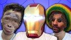 Iron Man Oldum !!