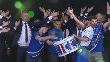 İzlanda Milli Takımı Karşılama Töreni