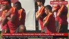 Muslera, Galatasaray Yönetiminin Verdiği Cezaya Tepki Gösterdi