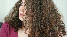 Saçlarımı Nasıl Şekillendiriyorum? | Güncel Saç Bakım Rutinim - Cilt Bakımı