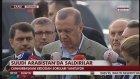 Cumhurbaşkanı Erdoğan'dan Namaz Çıkışı Açıklama